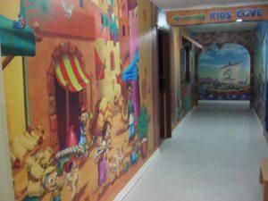 Pre-school and nursery at FBC