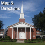 Directions to FBC church
