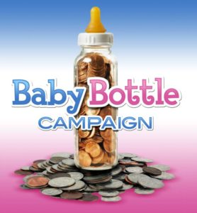 Baby Bottle Campaign at FBC