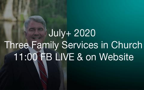 FBC Services Inside Begin July 2020