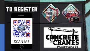 scan to register for VBS 2020