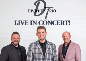 Divinity Trio live concert at FBC